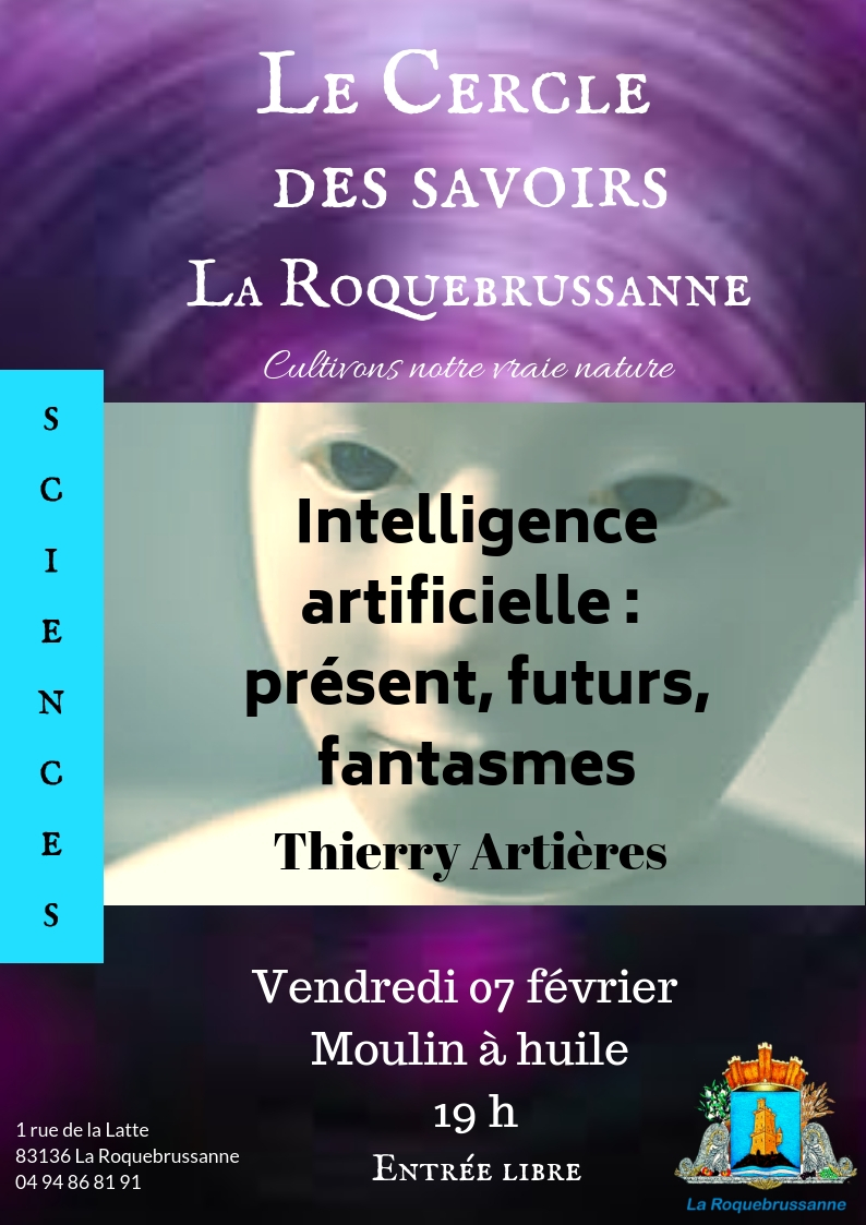 Conf sciences janv 20