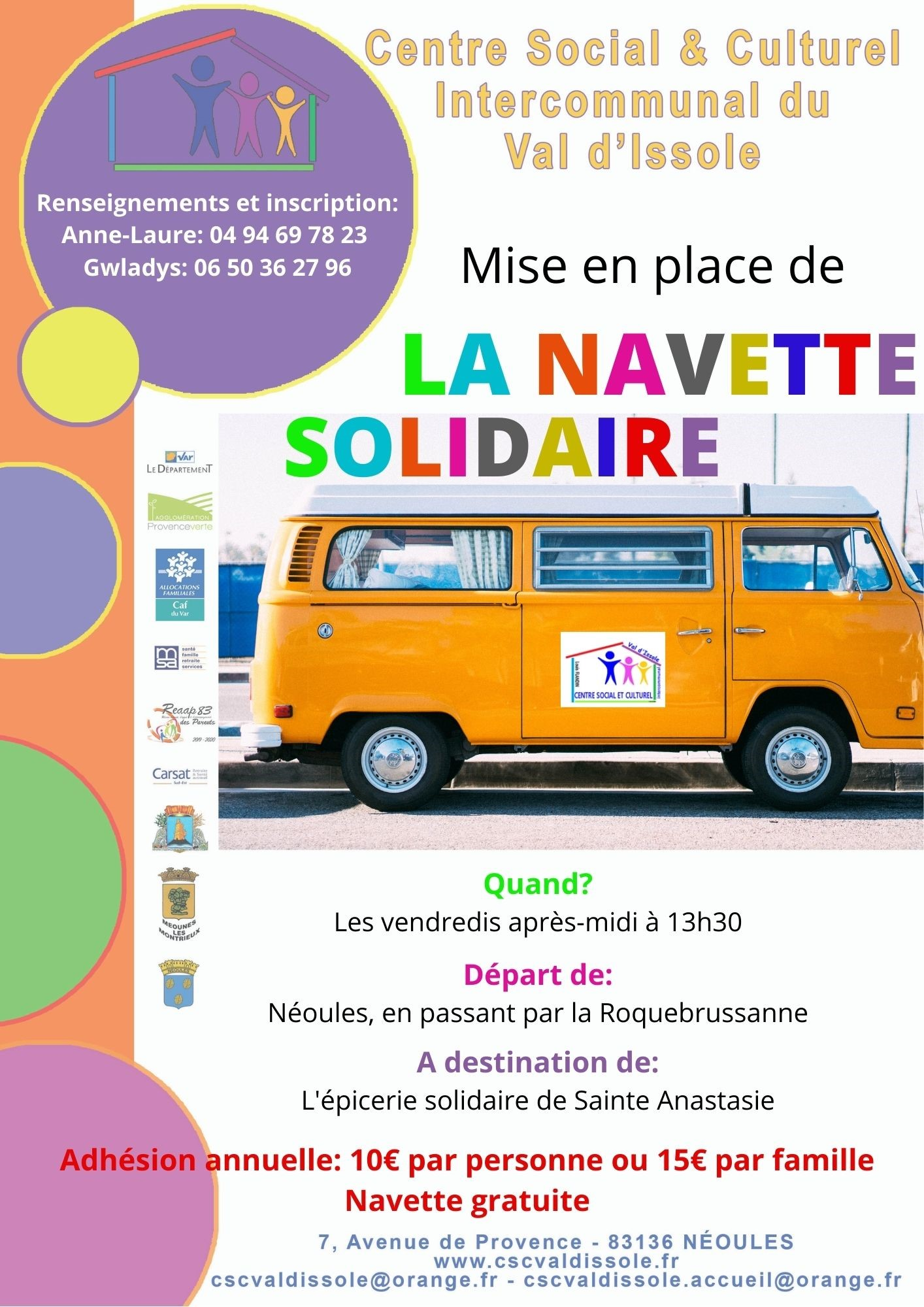 Navette solidaire