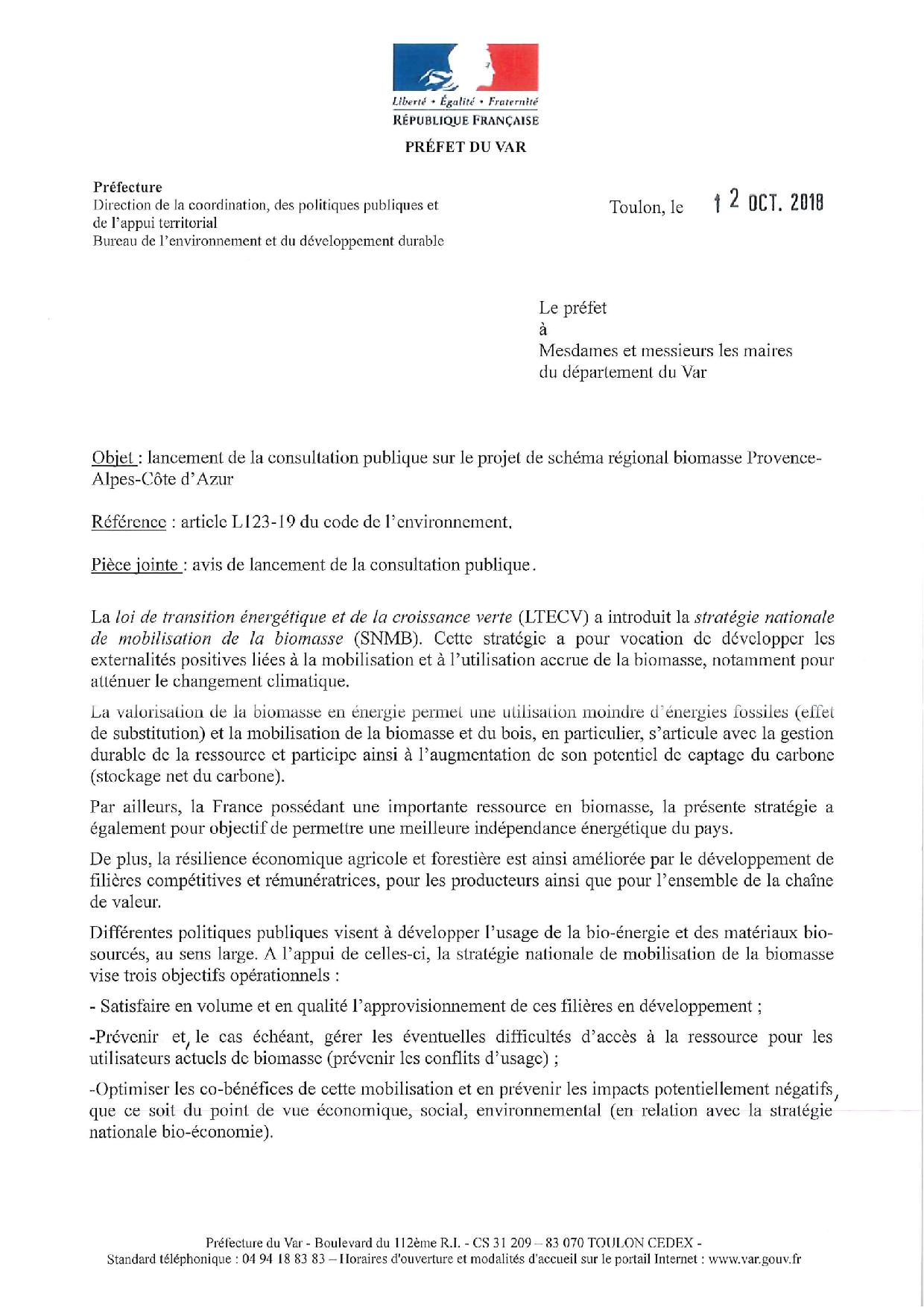 Consultation publique biomasse 21